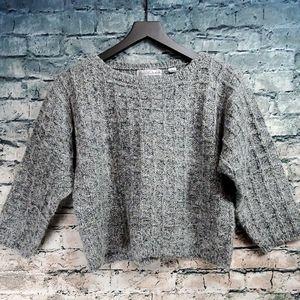 Gloria Vanderbilt for Murjani   Retro Knit Sweater